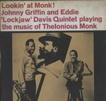 LOOKIN' AT MONK/JOHNNY GRIFFIN