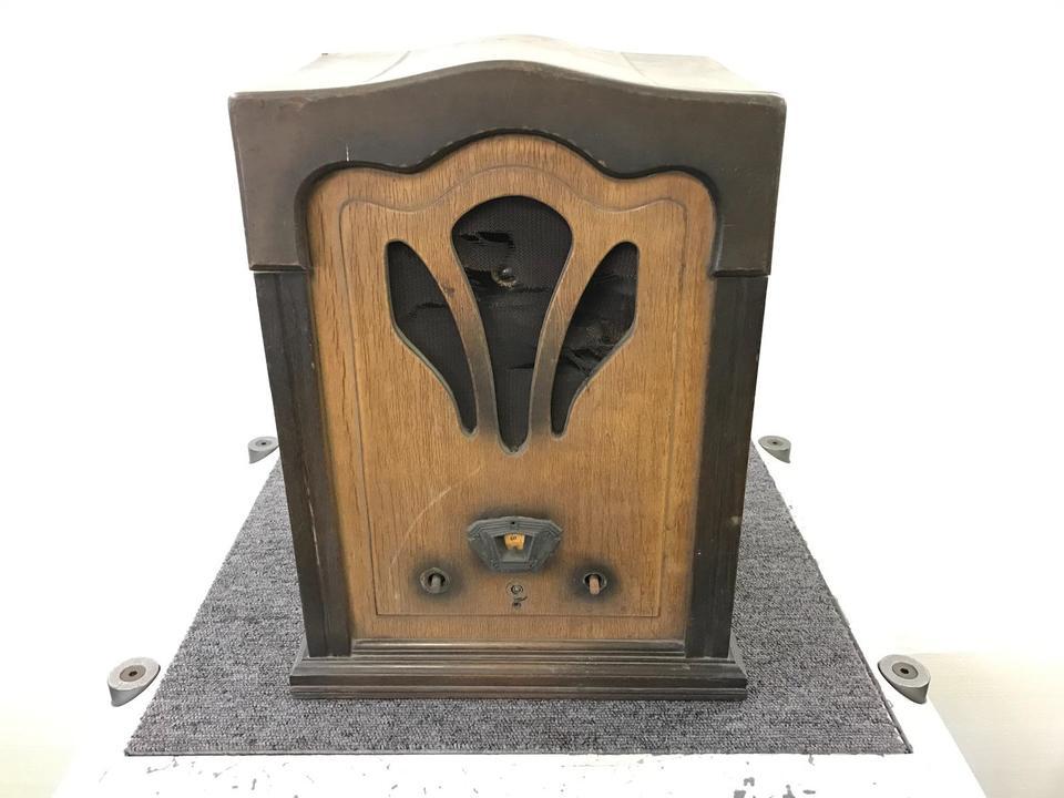 真空管ラジオ 不明 画像