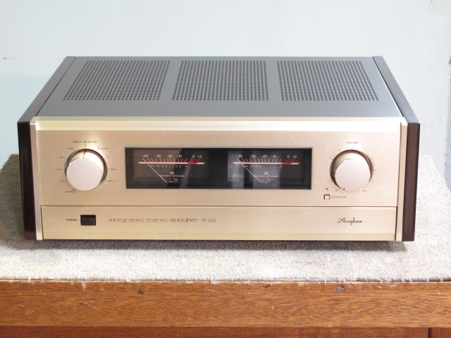 Accuphase E-305の買取価格 相場以上でオーディオ買取|名古屋|秋葉原|大阪|日本橋|福岡|東京 画像a