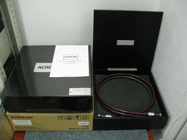 8N-A2080_3 EVO/1.0m ACROLINK 画像