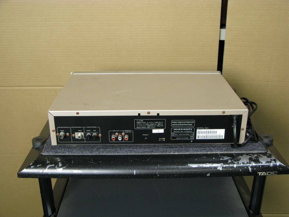 ST6000 MARANTZ 画像
