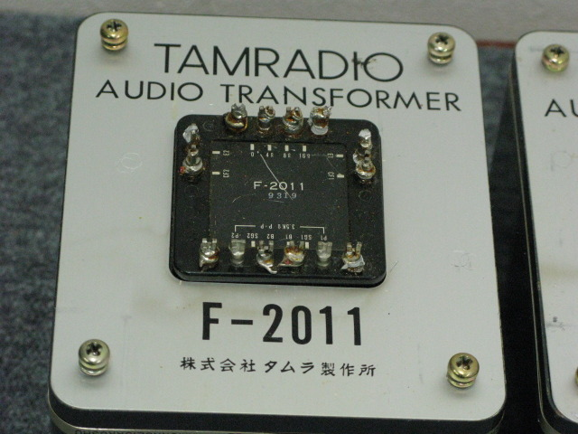 F-2011 (ペア) TAMURA 画像