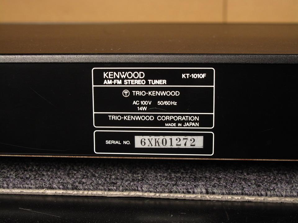 KT-1010F KENWOOD 画像