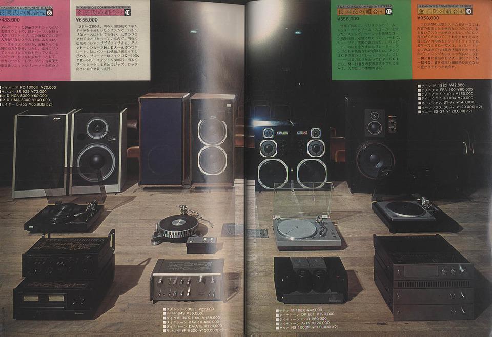 ステレオのすべて'77/レコード芸術・ステレオ別冊  画像