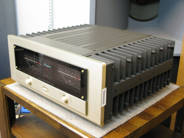 P-450 Accuphase 画像