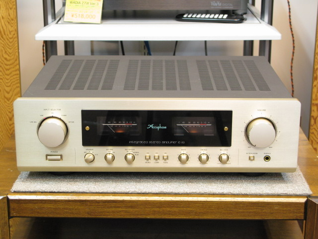 Accuphase E-213の買取価格 相場以上でオーディオ買取|名古屋|秋葉原|大阪|日本橋|福岡|東京 画像a