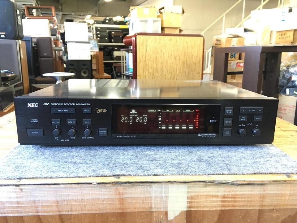 AVD-900PRO NEC 画像