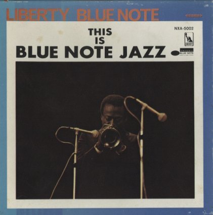 THIS IS BLUE NOTE JAZZ  画像