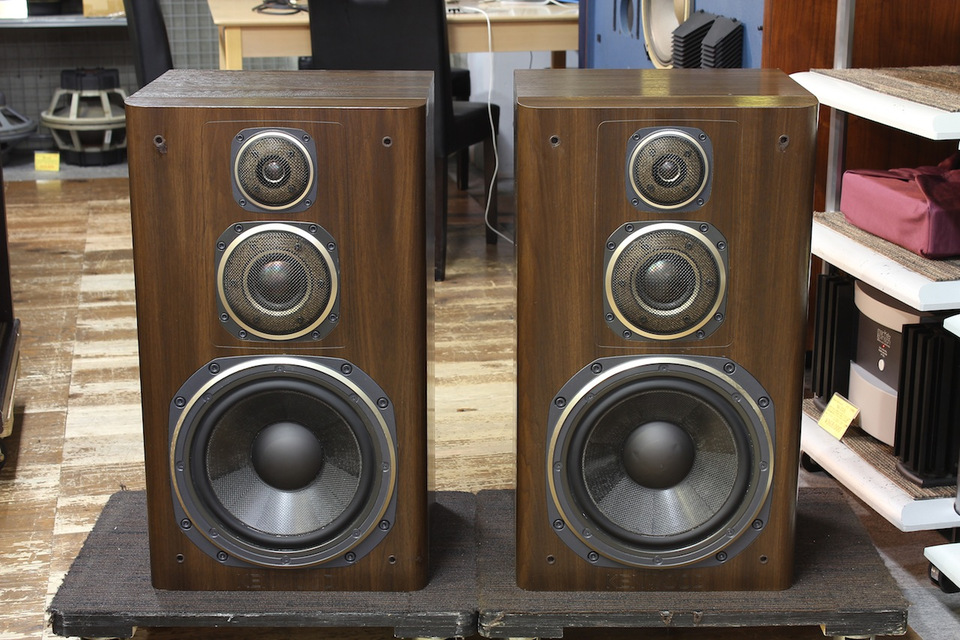 LS-G5000 KENWOOD HiFi-Do McIntosh/JBL/audio-technica/Jeff Rowland ... Audio Technica