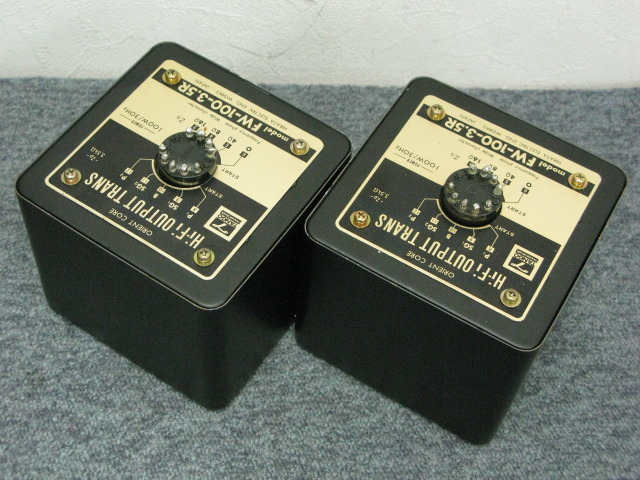 FW-100-3.5R (ペア) TANGO 画像
