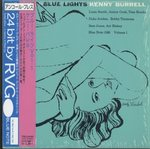 BLUE LIGHTS VOL.1/KENNY BURRELL(紙ジャケ)