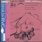 BLUE LIGHTS VOL.2/KENNY BURRELL(紙ジャケ)