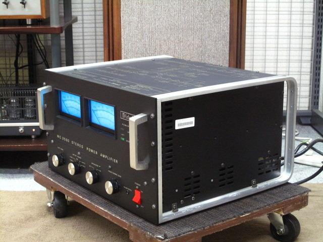 MC2500 BLACK McIntosh 画像