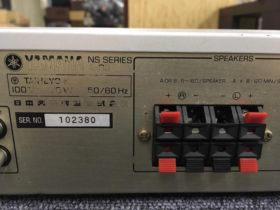 A-03 YAMAHA 画像