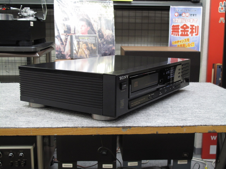 CDP-770 SONY ソニー CDプレーヤー 画像c