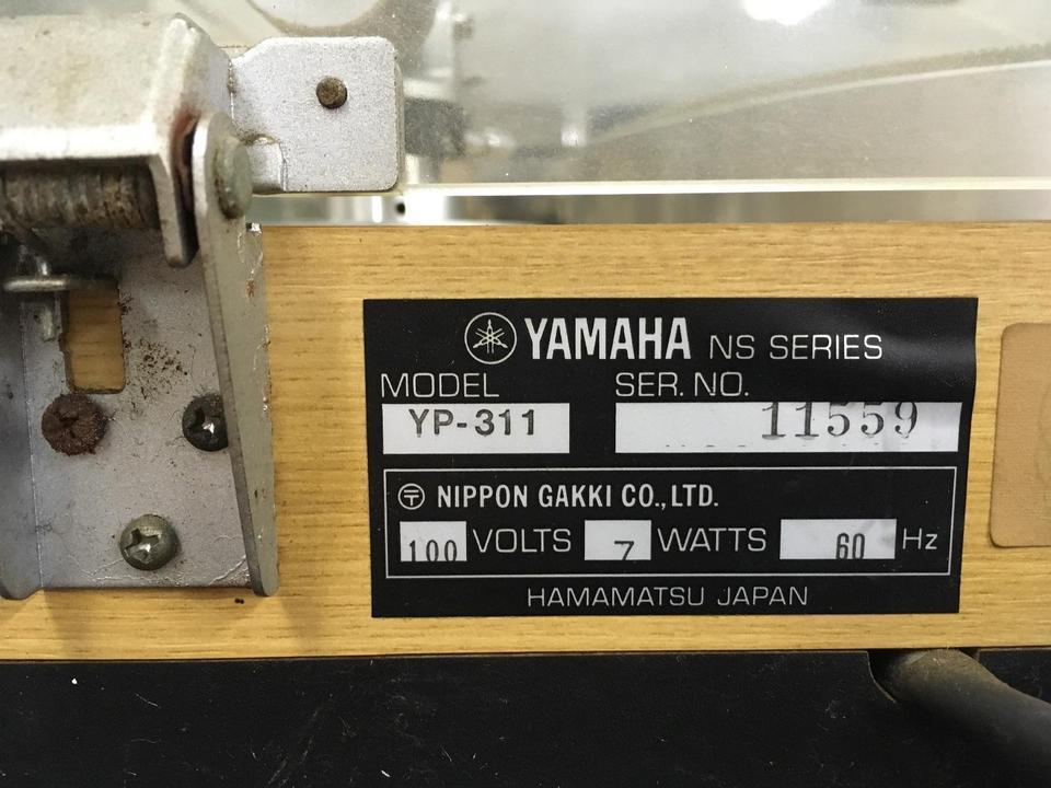 YP-311 YAMAHA 画像