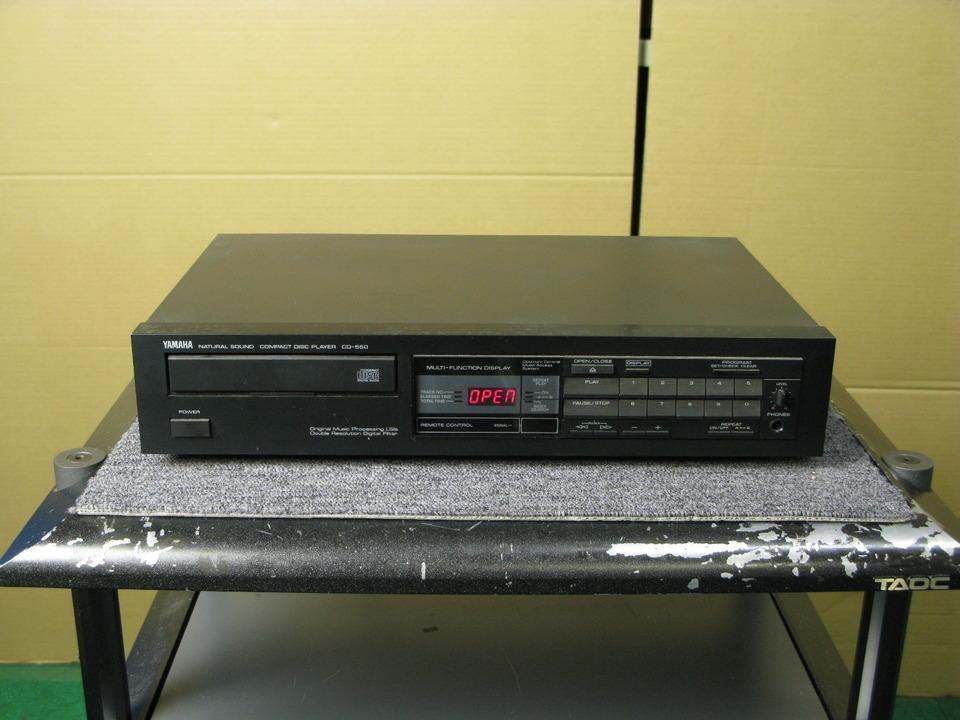 CD-550 YAMAHA 画像