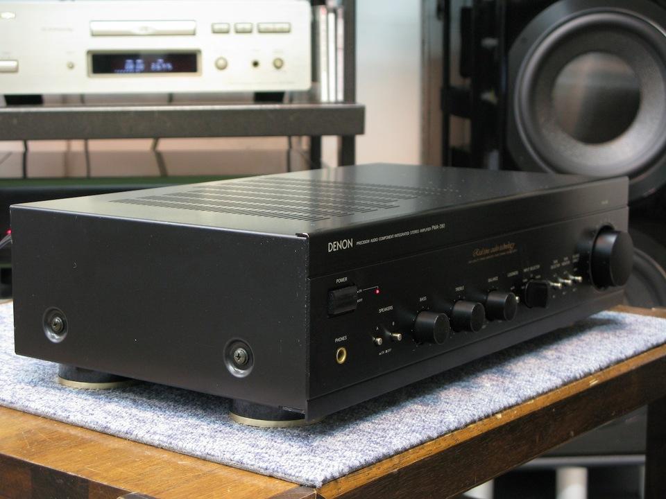 PMA-390 DENON 画像