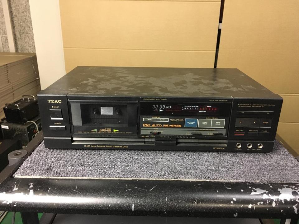 R-505 TEAC 画像
