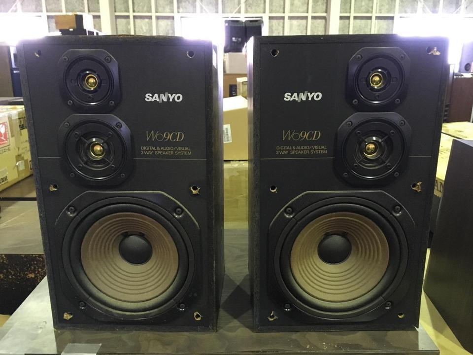DC-W09CD SANYO 画像