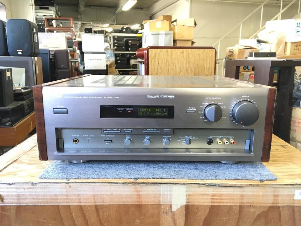 AVX-2200DSP YAMAHA 画像