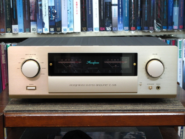 Accuphase E-308の買取価格 相場以上でオーディオ買取|名古屋|秋葉原|大阪|日本橋|福岡|東京 画像a