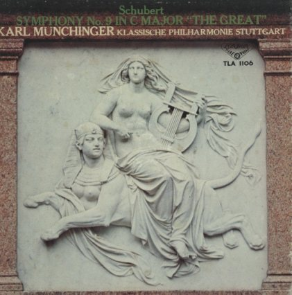 シューベルト:交響曲第9番「ザ・グレート」  画像