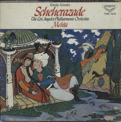 リムスキー=コルサコフ:交響組曲「シェラザード」 リムスキー・コルサコフ 画像