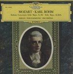 モーツァルト:ヴァイオリン、ヴィオラと管弦楽のための協奏曲 変ホ長調/他