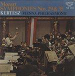 モーツァルト:交響曲第29番イ長調、交響曲第35番ニ長調「ハフナー」
