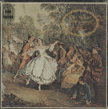 モーツァルト:フルート四重奏曲(全曲)  画像