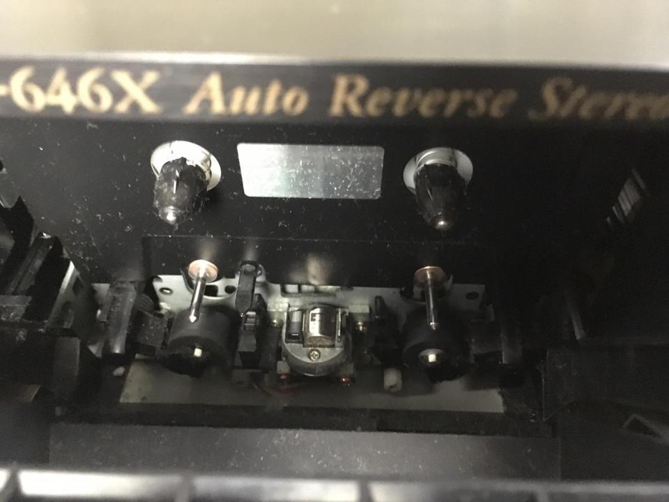 R-646X TEAC 画像