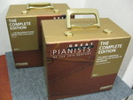 GREAT PIANISTS OF THE 20TH CENTURY-COMPLETE BOX SET