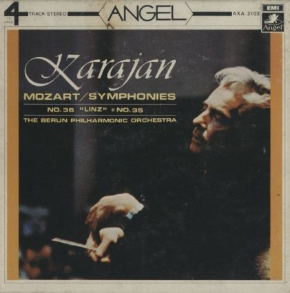 モーツァルト:交響曲第36番「リンツ」、交響曲第35番「ハフナー」  画像