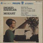モーツァルト:ピアノ協奏曲第20番、第24番