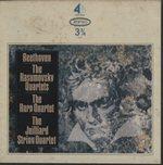 ベートーヴェン:弦楽四重奏曲第7番〜9番「ラズモフスキー」「ハープ」