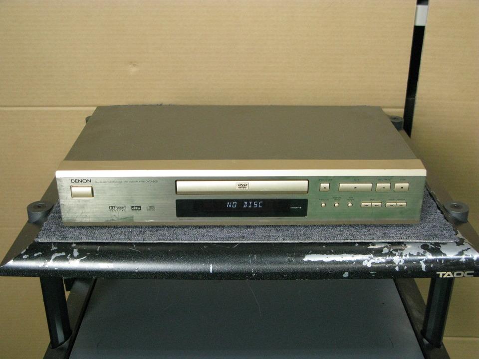 DVD-800 DENON 画像