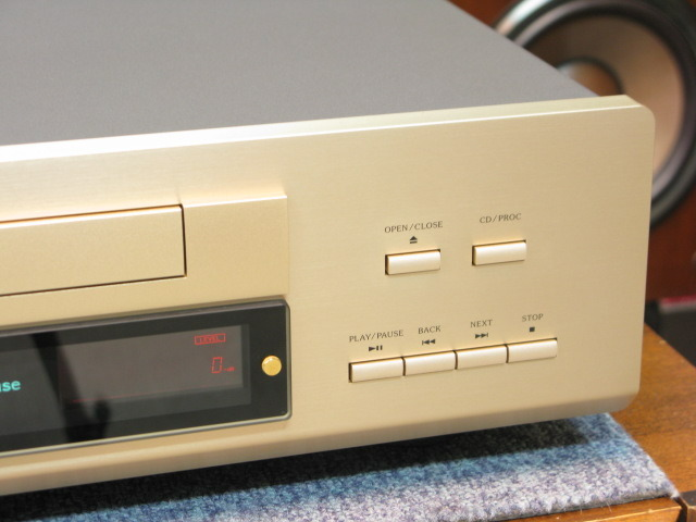 DP-57 Accuphase 画像