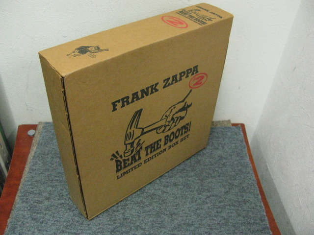 Beat The Boots 2 Frank Zappa Frank Zappa 中古オーディオ 高価買取・販売