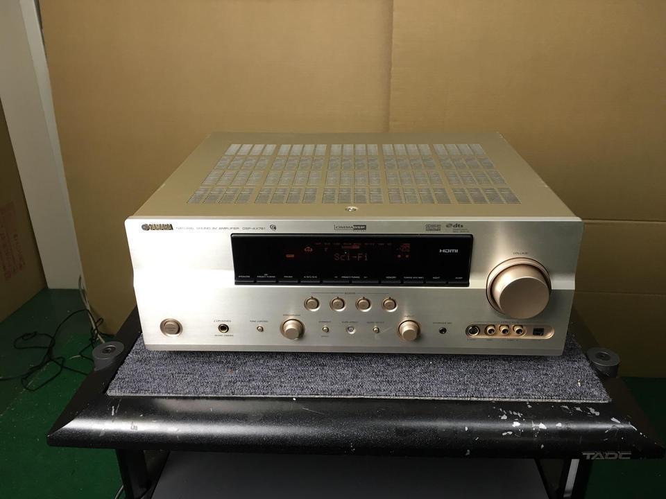 DSP-AX761 YAMAHA 画像