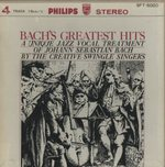 BACH'S GREATEST HITS/THE SWINGLE SINGERS