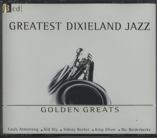 GREATEST DIXIELAND JAZZ V.A. 画像
