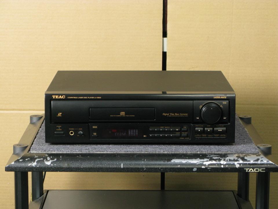 LV-2600 TEAC - HiFi-Do McIntosh/JBL/audio-technica/Jeff