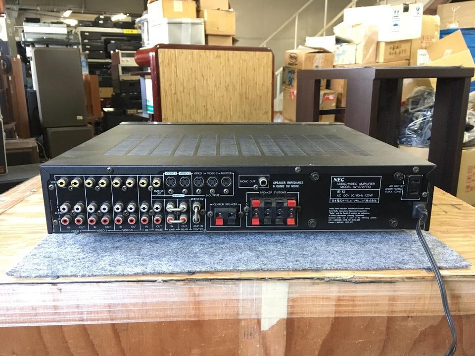 AV-272PRO NEC 画像
