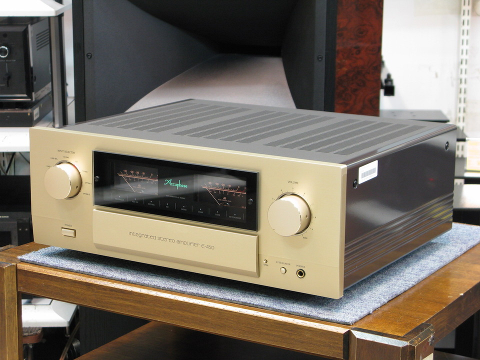 Accuphase E-450の買取価格 相場以上でオーディオ買取|名古屋|秋葉原|大阪|日本橋|福岡|東京 画像c