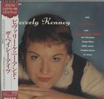 BEVERLY KENNEY SINGS WITH JIMMY JONES AND \