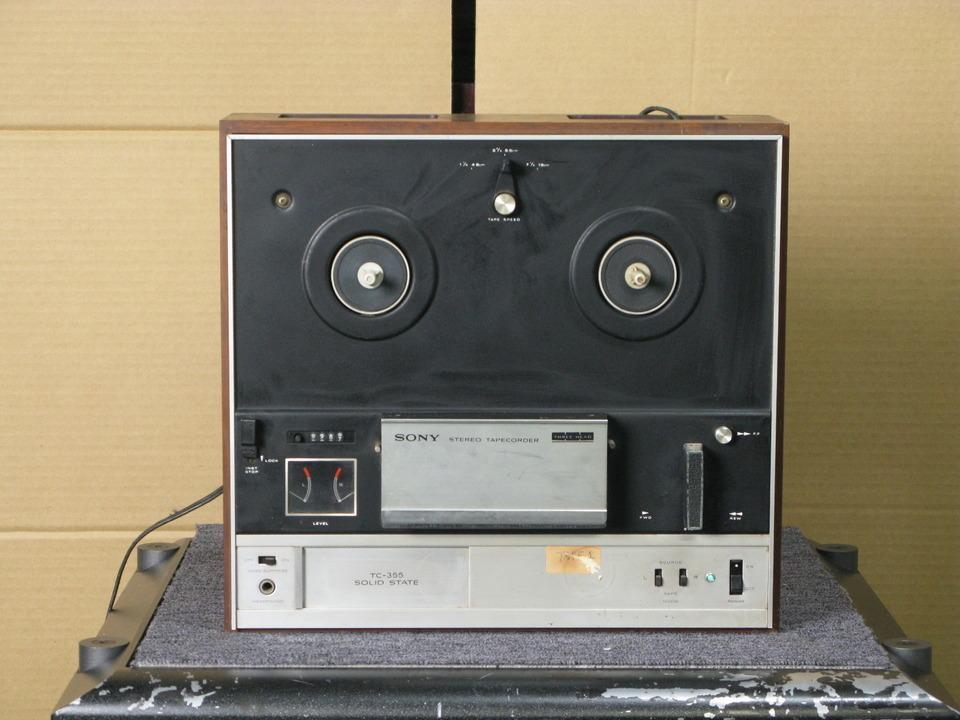 TC-355 SONY 画像