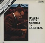 RAMSEY LEWIS QUARTET IN MONTREAL