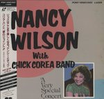 A VERY SPECIAL CONCERT/NANCY WILSON WITH CHICK COREA BAND