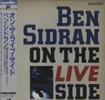 BEN SIDRAN ON THE LIVE SIDE
